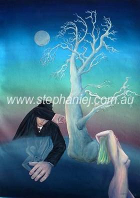 Prisoner by Stephanie Jakovac